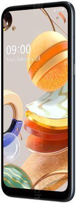 Galeria de fotos do telemóvel LG K61