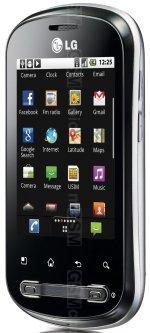 Télécharger firmware LG Optimus Me. Comment mise a jour android 8, 7.1