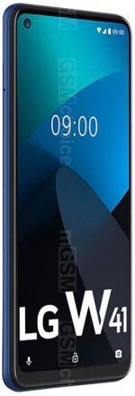 Galeria de fotos do telemóvel LG W41