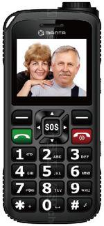 Manta Senior Phone Big Light MS1702