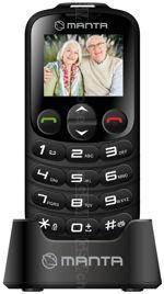 Manta Senior Phone Tower TEL1704