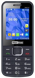 Galerie photo du mobile MaxCom Classic MM141