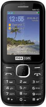Галерея фотографий MaxCom Classic MM143 3G