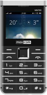 The photo gallery of MaxCom Comfort MM760