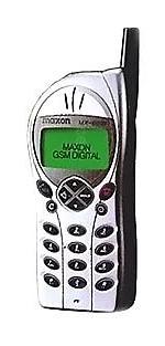 Galeria de fotos do telemóvel Maxon MX 6810