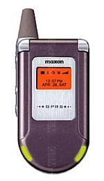 The photo gallery of Maxon MX 7930