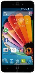 Galeria de fotos do telemóvel Mediacom PhonePad Duo G515