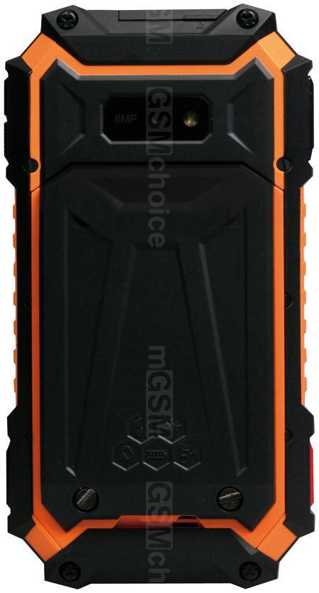 Mediacom PhonePad Duo R450