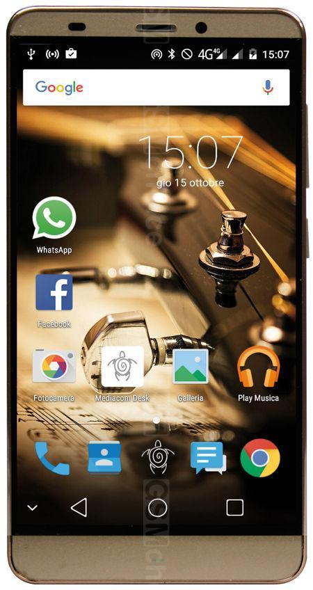 Mediacom PhonePad Duo S552 Ultra
