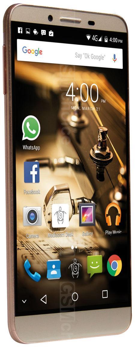 Mediacom PhonePad Duo X555 Ultra