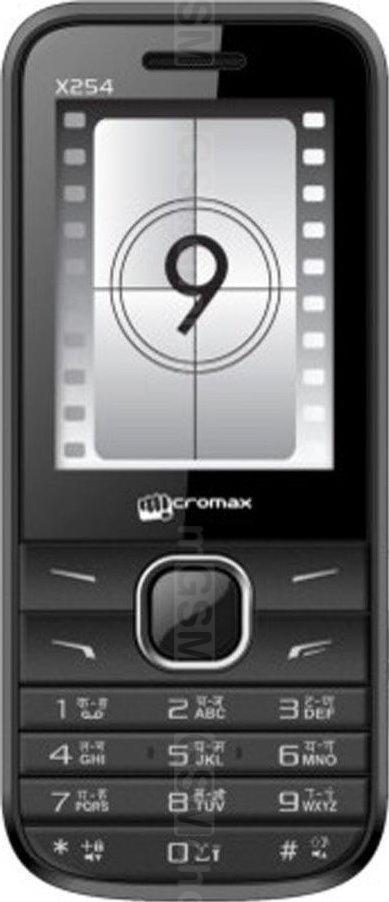 Micromax X254