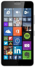 The photo gallery of Microsoft Lumia 640 XL LTE Dual SIM