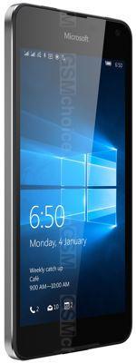 The photo gallery of Microsoft Lumia 650 Dual SIM