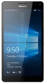 The photo gallery of Microsoft Lumia 950 XL