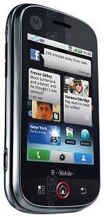 Télécharger firmware Motorola CLIQ. Comment mise a jour android 8, 7.1