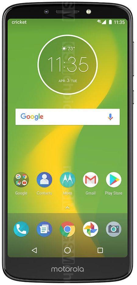 Motorola Moto E5 Supra