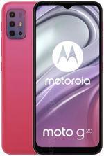 Galeria de fotos do telemóvel Motorola Moto G20
