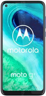 Galeria de fotos do telemóvel Motorola Moto G8