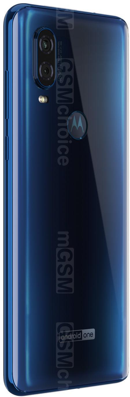Motorola One Vision Dual SIM