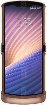 Galería de imágenes de Motorola RAZR 5G