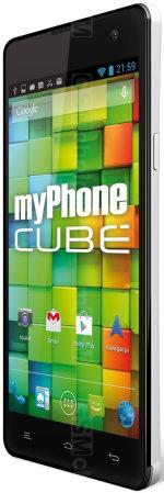 Download firmware on myPhone Cube. Upgrading to Android 8, 7.1