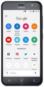The photo gallery of myPhone Fun 6 Lite