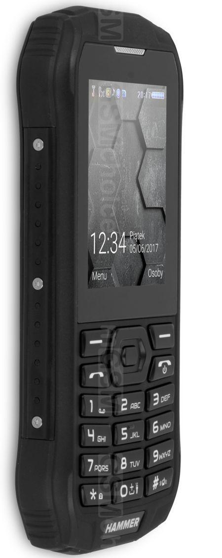 myPhone Hammer Delta