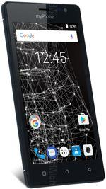 The photo gallery of myPhone Q-Smart Black Edition