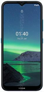 The photo gallery of Nokia 1.4