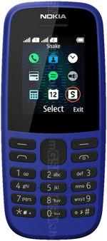 The photo gallery of Nokia 105 2019 Dual SIM