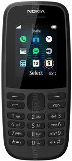The photo gallery of Nokia 105 2019