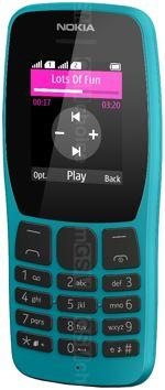 The photo gallery of Nokia 110 2019 Dual SIM