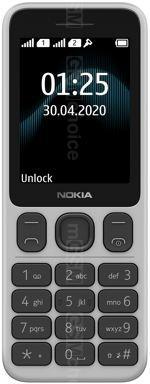 Gallery Telefon Nokia 125