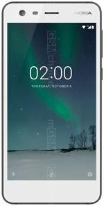 The photo gallery of Nokia 2