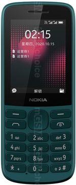 Galería de imágenes de Nokia 215 4G