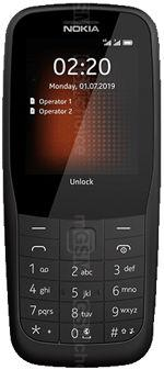 The photo gallery of Nokia 220 4G Dual SIM