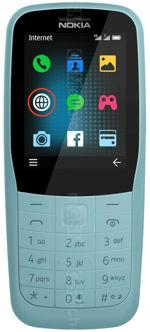 The photo gallery of Nokia 220 4G