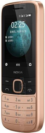 The photo gallery of Nokia 225 4G