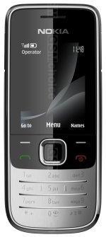 Galeria de fotos do telemóvel Nokia 2730 classic