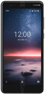 The photo gallery of Nokia 3.1 A
