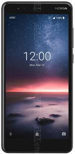 Galería de imágenes de Nokia 3.1 A