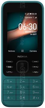 Galerie photo du mobile Nokia 6300 4G