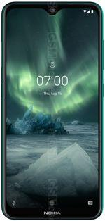 The photo gallery of Nokia 7.2