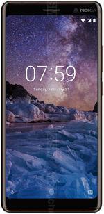 Galerie photo du mobile Nokia 7 Plus Dual SIM