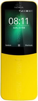 Galerie photo du mobile Nokia 8110 4G Dual SIM