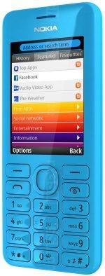 Galería de imágenes de Nokia Asha 206