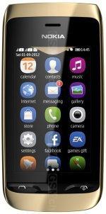 Galería de imágenes de Nokia Asha 310