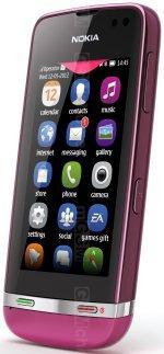 Galería de imágenes de Nokia Asha 311