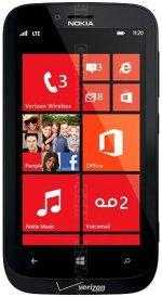 Galería de imágenes de Nokia Lumia 822