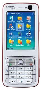 fotogalerij Nokia N73